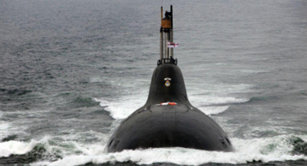 INS Chakra, le sous-marin nucléaire de la Marine indienne