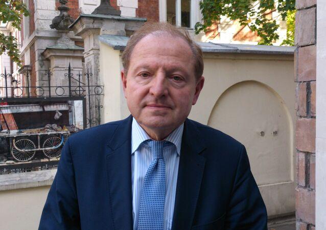 Tadeusz Iwiński, vice-président de la commission des Affaires étrangères de la Diète polonaise