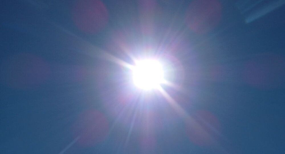 Rayonnement solaire direct