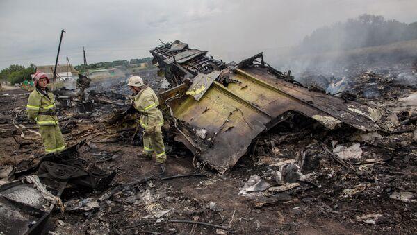 Il y a un an, le crash du Boeing MH17  en Ukraine - Sputnik France