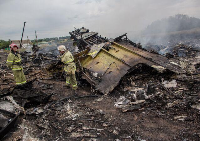 Il y a un an, le crash du Boeing MH17 en Ukraine