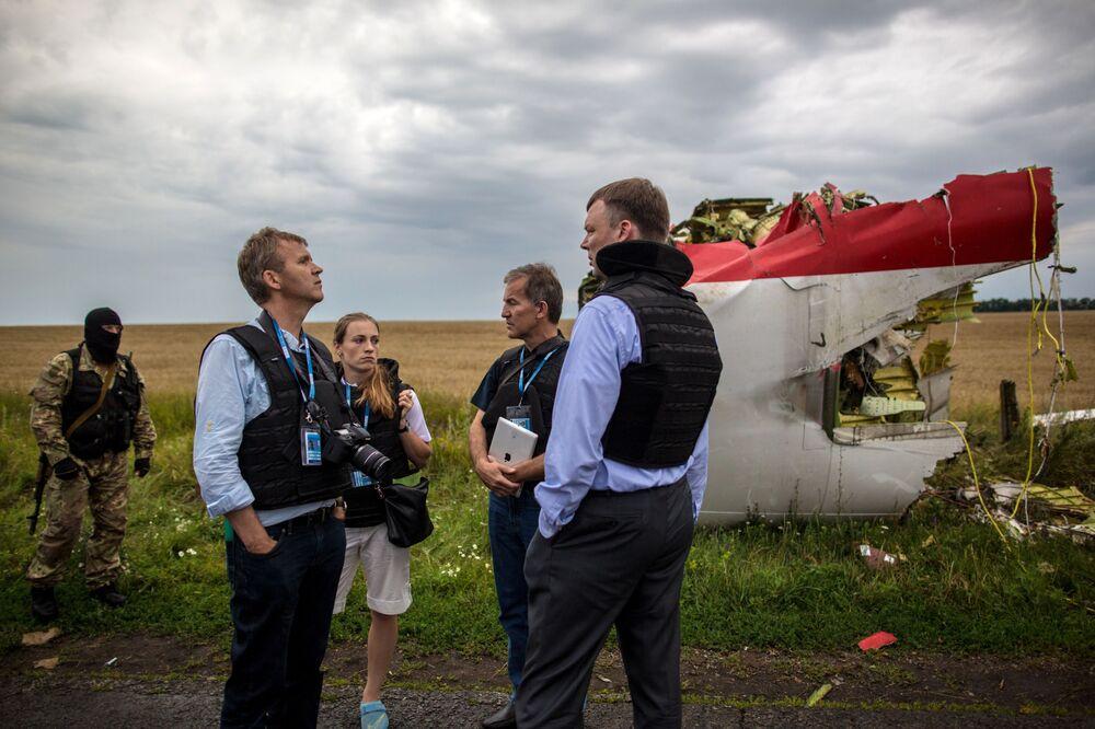 Il y a un an, le crash du Boeing MH17