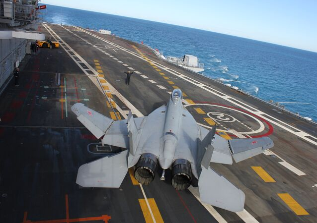 Avions et hélicoptères de l'aviation navale russe