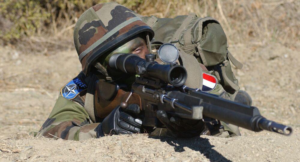 Soldat français
