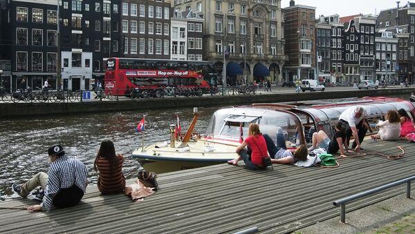 Города мира. Амстердам - Sputnik France