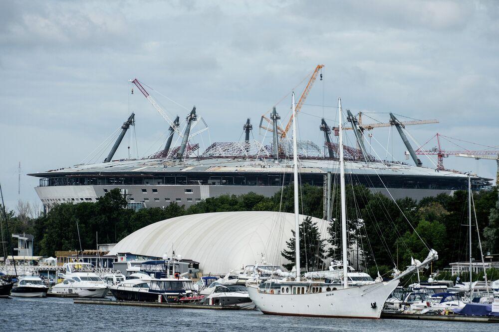 Les villes russes qui accueilleront le Mondial 2018