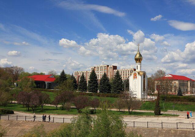 Tiraspol, capitale de la Transnistrie