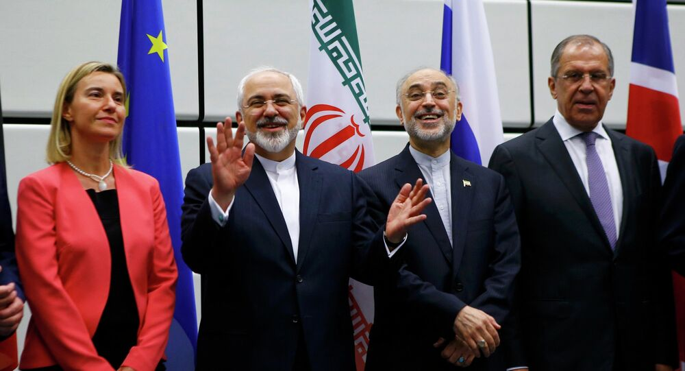 Négociations sur le nucléaire iranien à Vienne (archives)