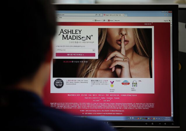 Site AshleyMadison.com