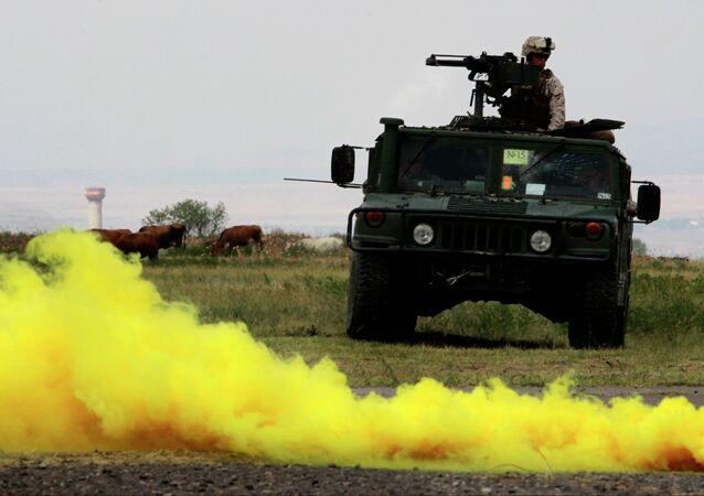 La Géorgie accueille un exercice militaire de l'Otan