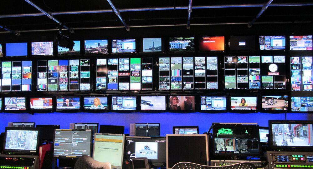 Studio de télévision