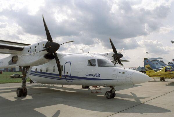 Les avions Sukhoi - Sputnik France
