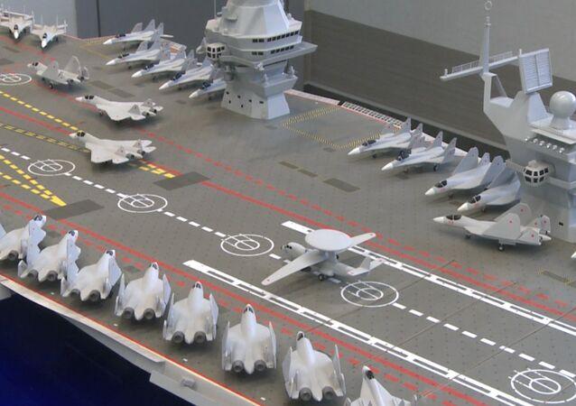 La Russie crée un navire capable de remplacer le Mistral