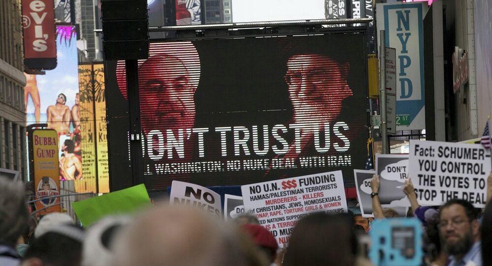 Ecoutes de responsables iraniens: les USA impliqués