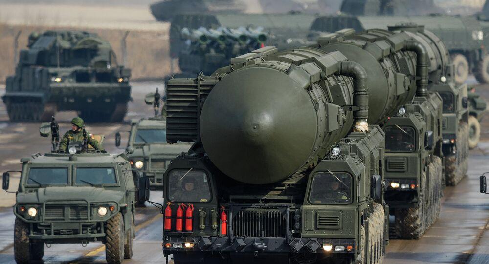 Missiles Topol-M