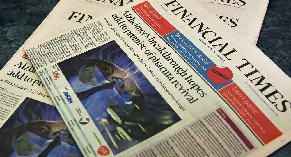 Le Financial Times