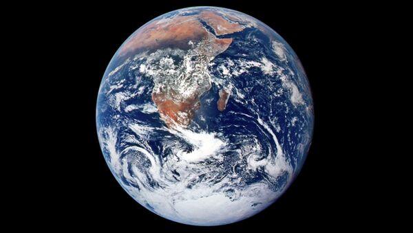 La Terre vue depuis l'espace - Sputnik France