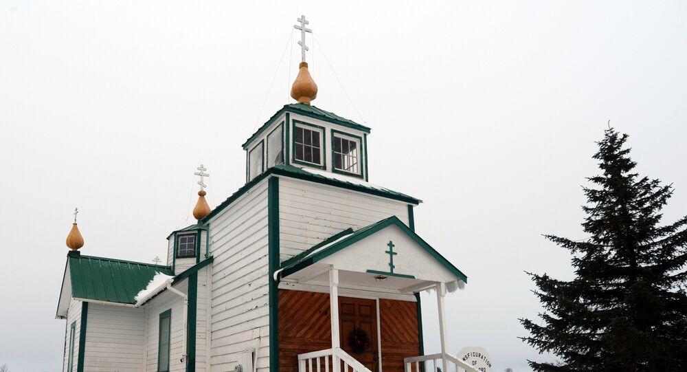 Eglise de Ninilchik
