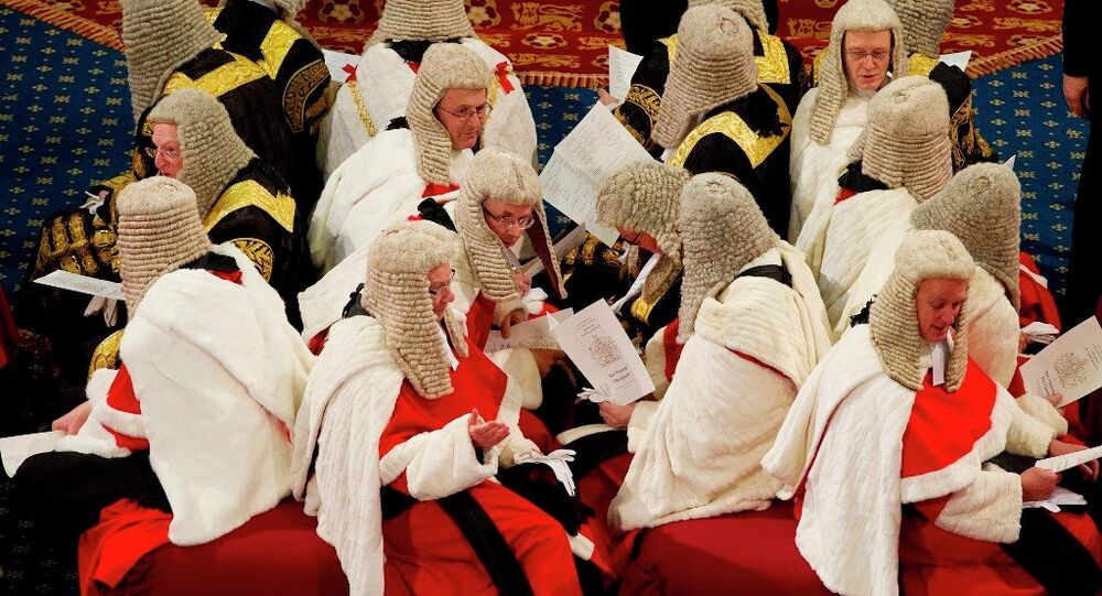 House of Lords, London