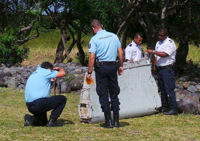 MH370: des fouilles vont commencer à la Réunion