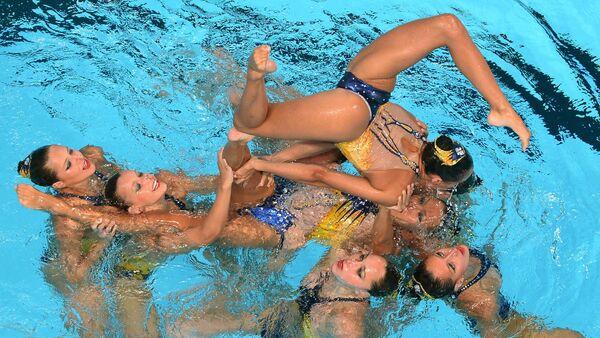Championnats du monde de natation 2015 à Kazan - Sputnik France