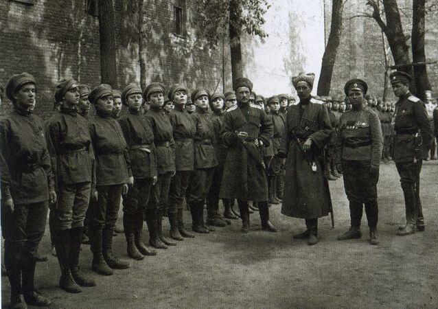 Bataillon russe de la mort