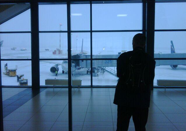 Aéroport Sheremetyevo