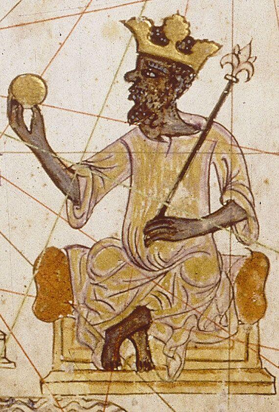 Mansa Moussa, roi malien du XIVe siècle