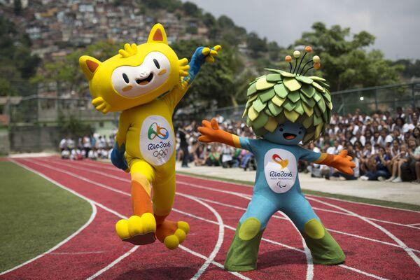 Rio de Janeiro attend ses Jeux Olympiques - Sputnik France