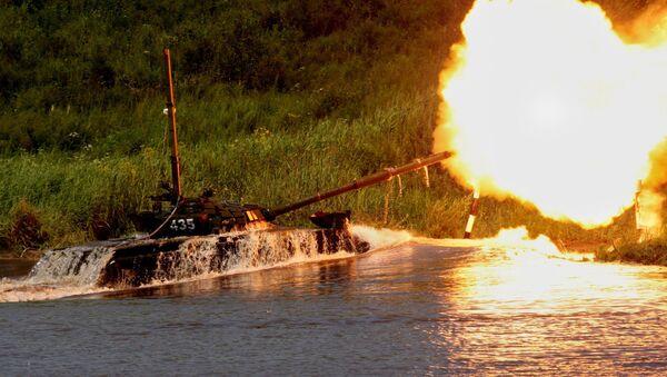 Exercices tactiques dans l'Extrême-Orient russe - Sputnik France