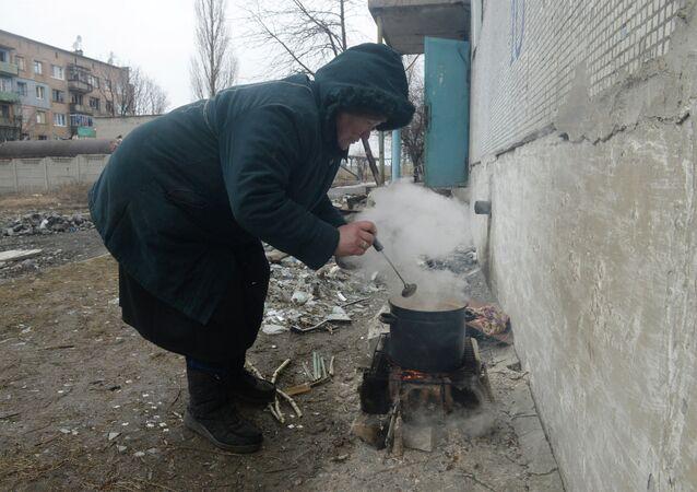 Situation dans le Donbass ukrainien