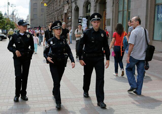 Nouvelle police ukrainienne, juillet 2015