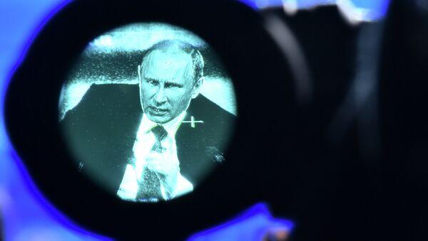 La guerre de l'info - Sputnik France