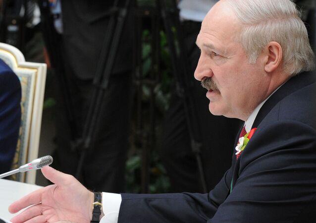 Alexandre Loukachenko (archives)