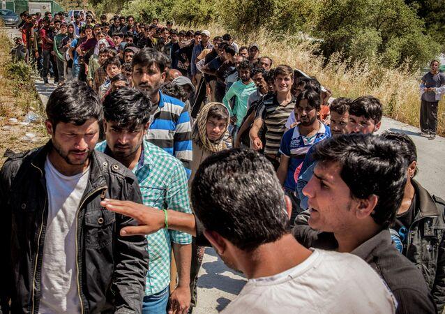 Réfugiés (archives)