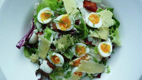 Salade - Sputnik France