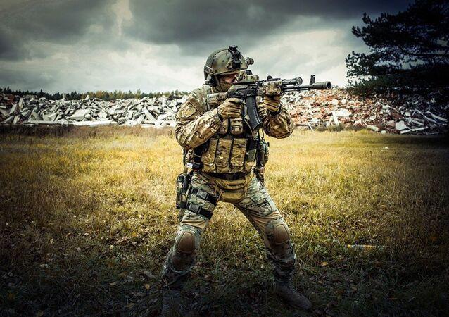 Kalashnikov 'made in USA'