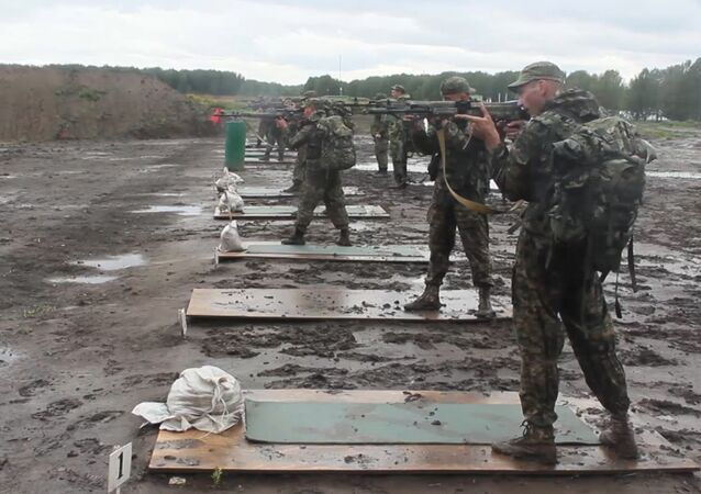 Jeux militaires en Russie: l'épreuve de renseignement