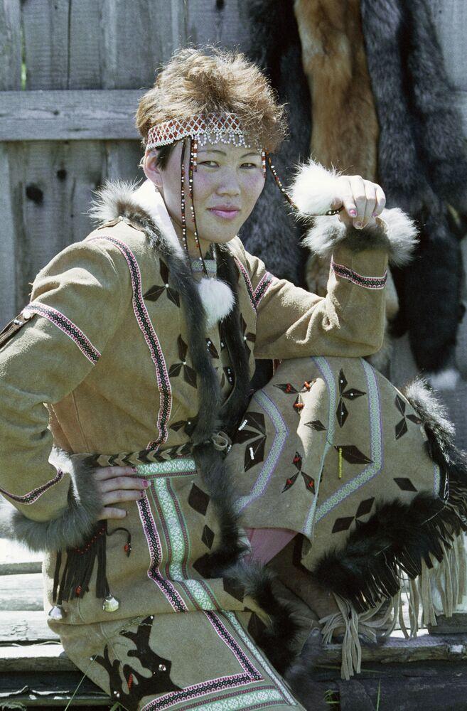 Peuples minoritaires indigènes de Russie