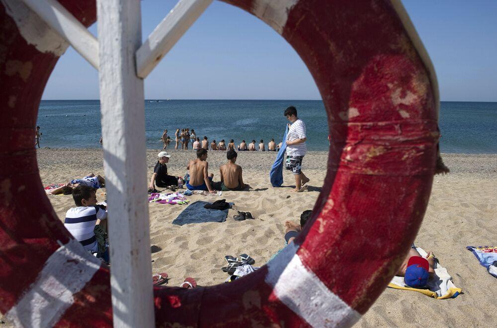 Des vacances en Crimée