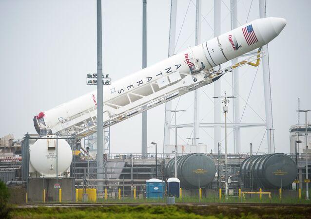 une fusée Antares