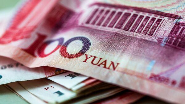 Čínský juan - Sputnik France