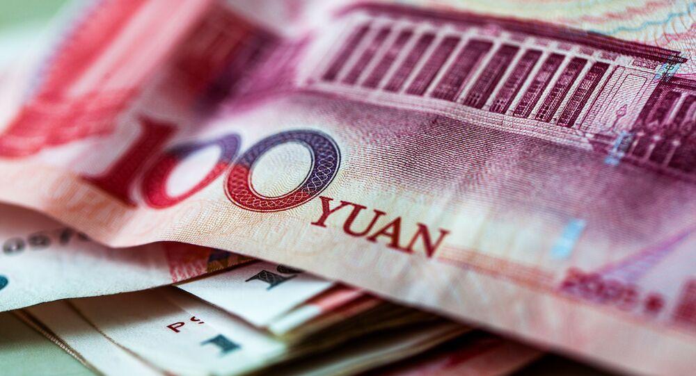 Chine: le yuan continue sa dégringolade