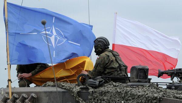 Les exercices de l'Otan en Pologne - Sputnik France