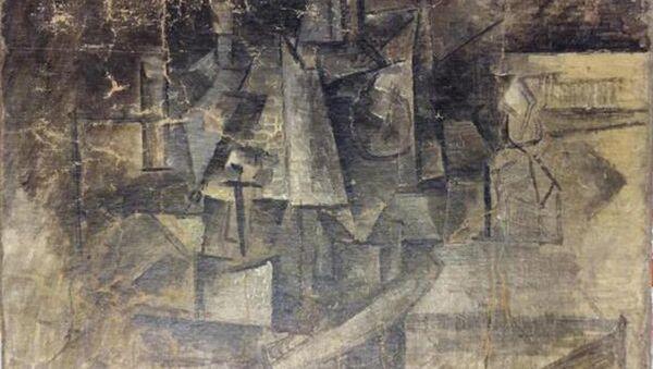 «La Coiffeuse» Picasso - Sputnik France