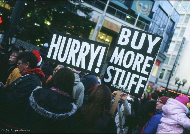 Shopping, Etats-Unis