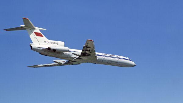 Toupolev Tu-154 - Sputnik France
