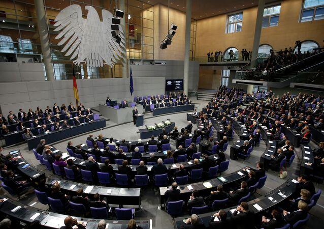 Bundestag (parlement allemand)