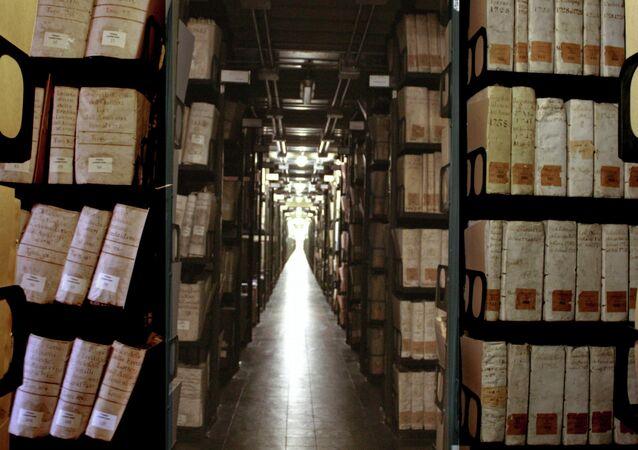 Les Archives du Varican: ces lieux inaccessibles aux simples mortels