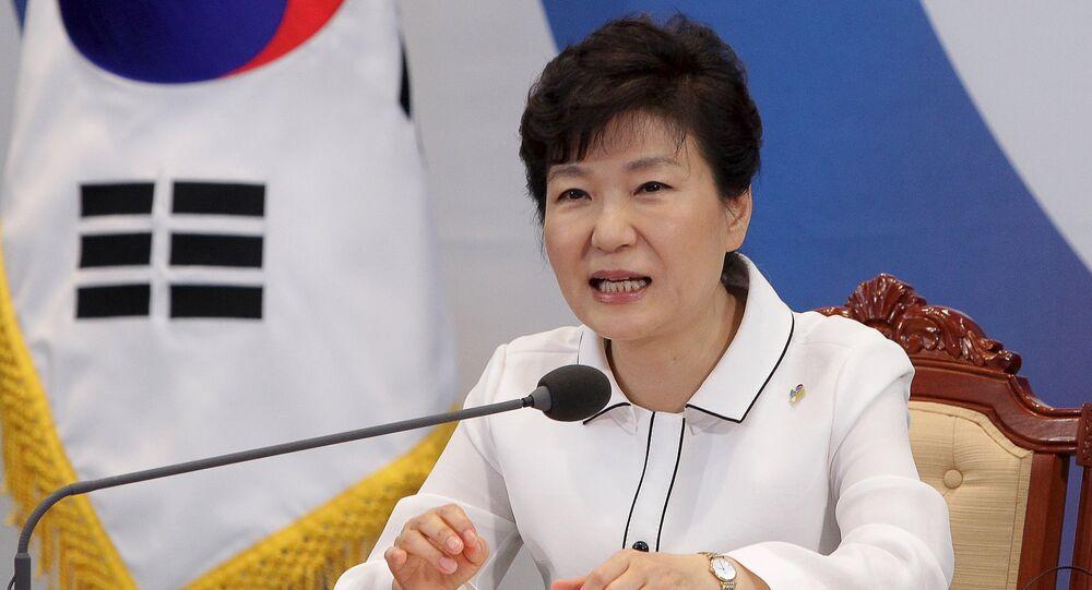 Park Geun-hye, la présidente sud-coréenne